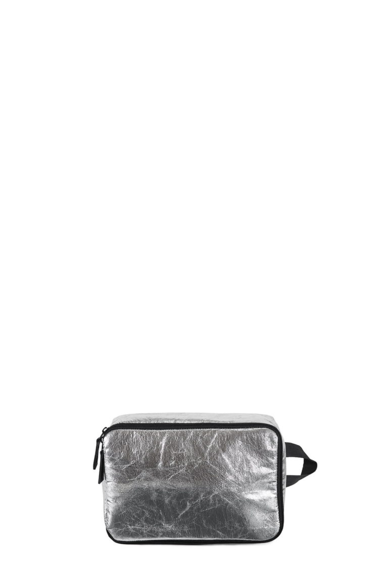 Cooler School Bag Dainetto Crac Silver