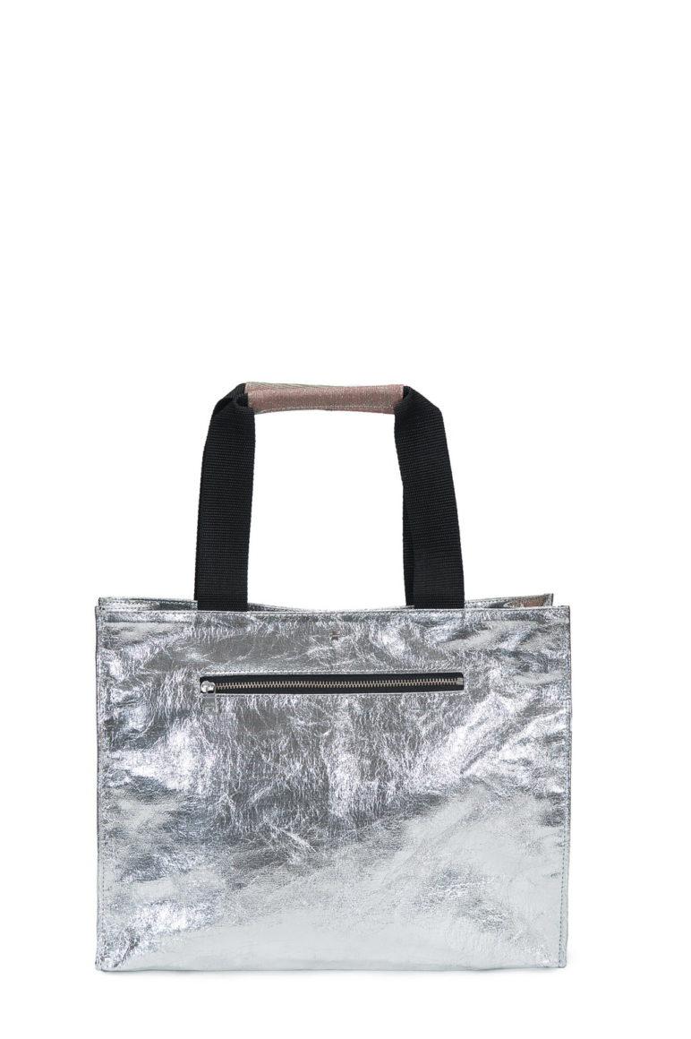 Isabelle Small Dainetto Crac Silver - Glitter Argento