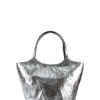 L'AURA ARMANDO EXTRA Vegan silver leather
