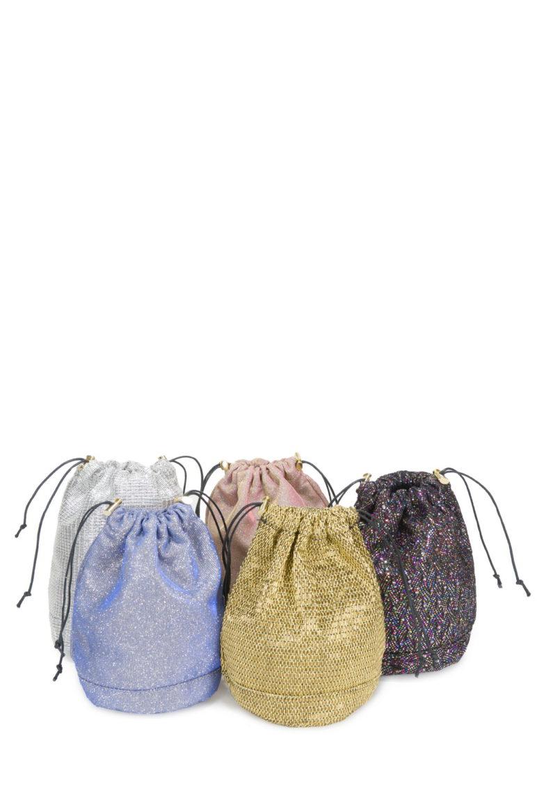 Orlando New Intreccio Oro - Glitter Rosa - Glitter Rete Multi - Glitter Acqua - Intreccio Oro