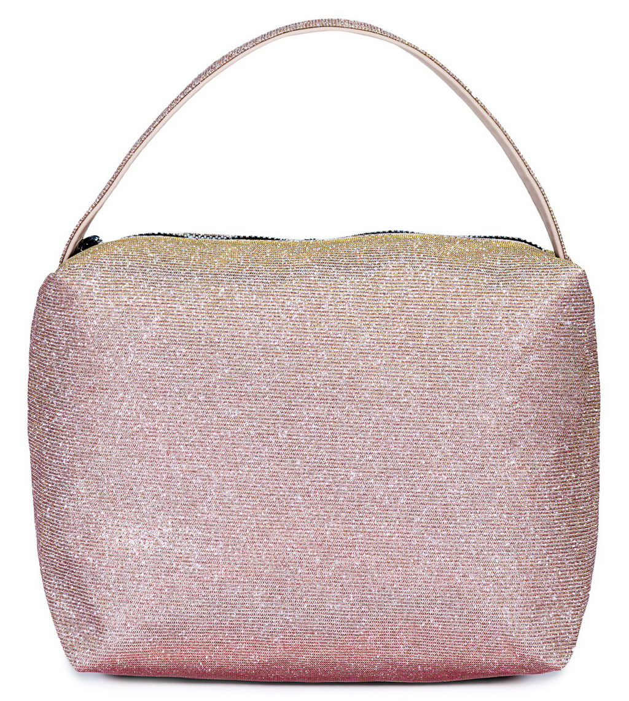 L'AURA astuccio baby glitter rosa