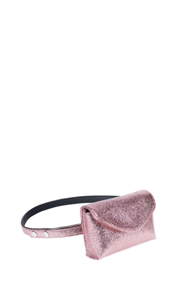 L'AURA mini bag las vegas rosa