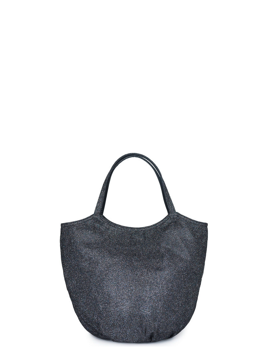 L'AURA armando medium glitter grigio piombo